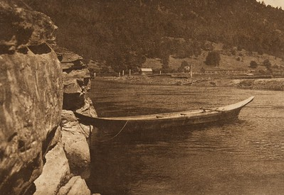 Cowichan River (The North American Indian, v. IX. Norwood, MA: The Plimpton Press, 1913)
