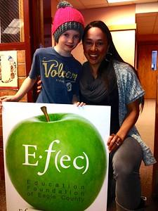 Audrey FreyKindergarten TeacherEdwards Elementary SchoolJanuary 2014 Winner