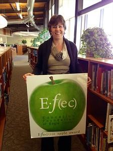 Becky MatsenCognitive Needs TeacherBattle Mountain High SchoolNovember 2013 Winner