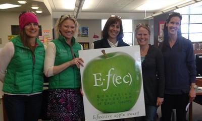 Nancy AllenFirst Grade TeacherJune Creek Elementary SchoolMarch 2014 Winner