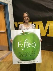 Jeri SchaferSocial Studies TeacherEagle Valley Elementary SchoolApril 2014 Winner