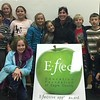 Wendy Mann<br>3rd Grade Teacher <br>Eagle Valley Elementary School<br>December 2014 Winner