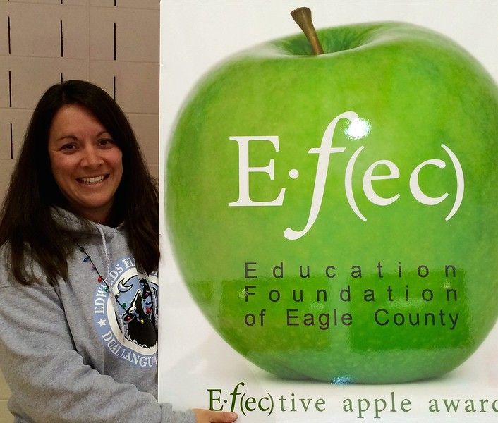 Genevieve Sansone<br>5th Grade Teacher <br>Edwards Elementary School<br>November 2014 Winner