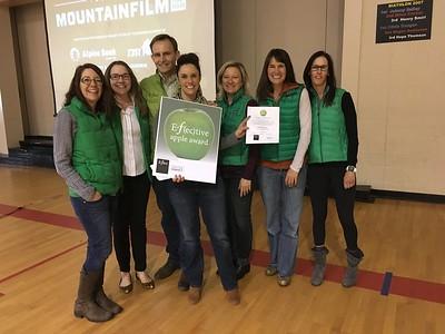 Michelle Morrison - February 2017 Winner - Eagle Valley Elementary School