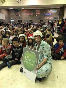 Libby Navarro - November 2016 Winner - Eagle Valley Elementary School