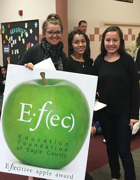 Agnieszka Wooters<br>ELD Teacher <br>Berry Creek Middle School<br>December 2015 Winner