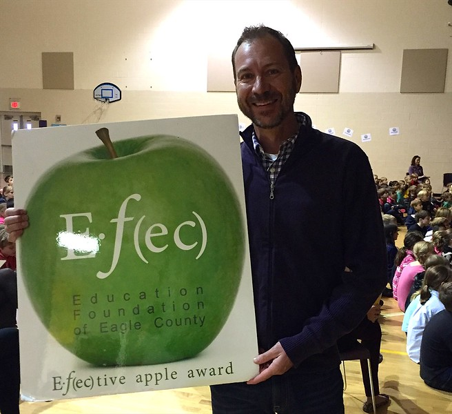 Drew Musser<br>4th Grade Teachers <br>Brush Creek Elementary School<br>November 2015 Winner<br>