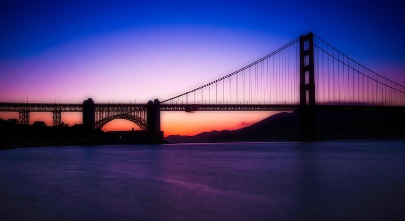 Golden Gate Bridge (Orton)