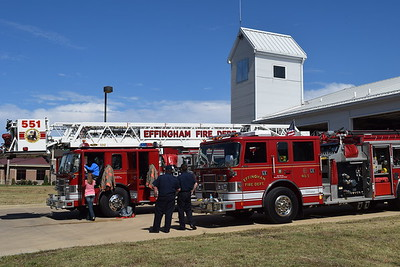 Effingham Central Fire Station Open House