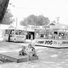 Concession stands as they looked in the late 1960s at the Effingham County Fair. EDN file photo