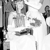 The 1965 Miss Effingham County Queen Neva (Klepzig) Warren, left, is being crowned by Susan Triplett, right, 1964 retiring Miss Effingham County queen. Klepzig was the first Miss Effingham County queen crowned from Altamont since the contest began in 1958. EDN file photo