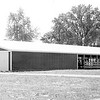 New 4-H building built in 1978 on the Effingham County Fairgrounds. Construction for the barn was made possible through a $35,000 grant from a special state fund accumulated from pari-mutuel betting. EDN file photo