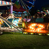 Fair-goers enjoy the carnival rides during the Effingham County Fair in Altamont. | Photo by Alexa Rogals
