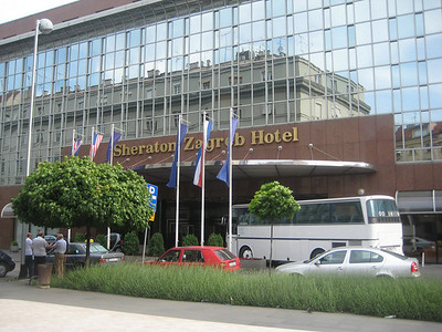 Our 5 Star Hotel in Zagreb