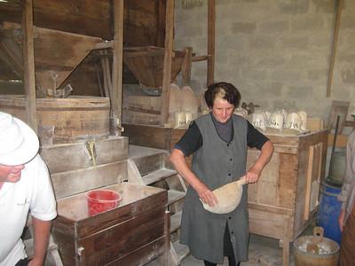 A mill in Rastoke