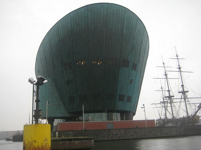 The Maritime Museum.