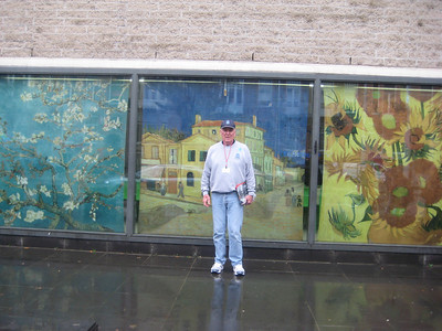 Visit to The Vincent van Gogh Museum.