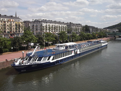 Seine River Cruise, 2011