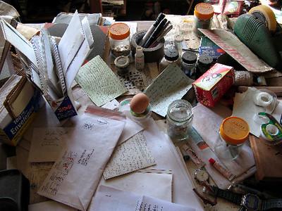 Correspondence, September 2007