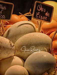 """""""Swan Eggs"""""""