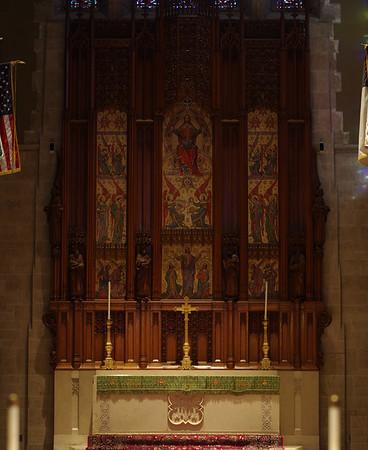 Egner Memorial Chapel Proofs