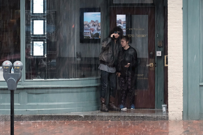 The Shelter of One Another<br /> Portland, ME  (2019)