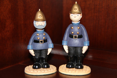 Barney McGrew and Pugh 2.   I recall they were a 40th birthday present!