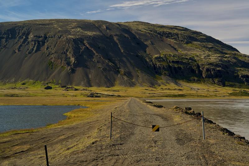 Unterhalb von Hofjökull