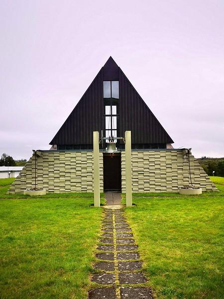 Kirche in Kirkjubaejarklaustur
