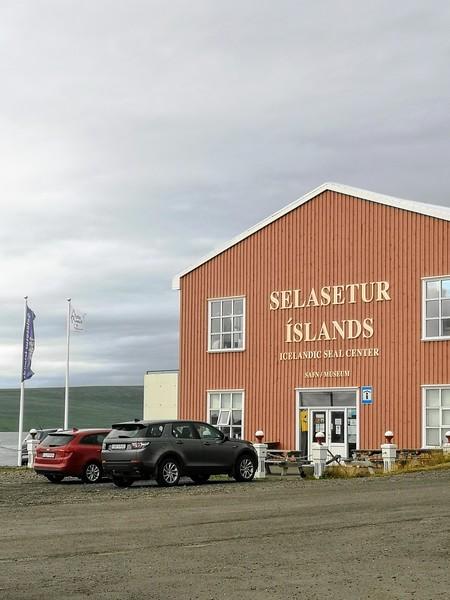 Seal Center in Hvammstangi