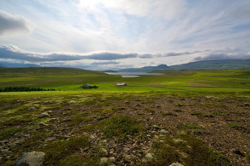 Vatnsnes Halbinsel