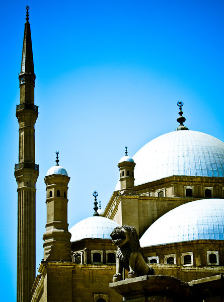 Mohammed Ali Mosque Cairo 2011