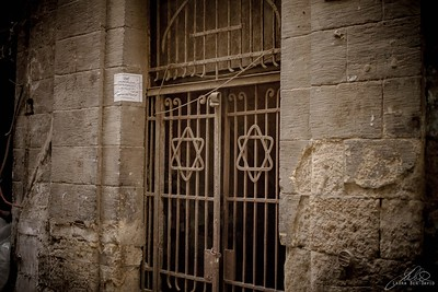 An eerie - and isolated - remnant of Jewish life in Cairo.