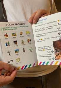 Religion 'textbook'