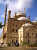 In Islamic Cairo, within the borders of the Citadel (fortress) is the Turkish-style Mosque of Mohammed Ali, built from 1830-1848