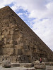 Completed around 2570 BC (4600 years old!) to a height of 146 meters with 2.3 million limestone blocks each weighing 2.5 tons!