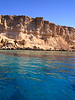 Sinai's southern tip:Ras Mohammed Nat'l Park juts out into the sea & is said to be some of the best diving in the world. I agree!