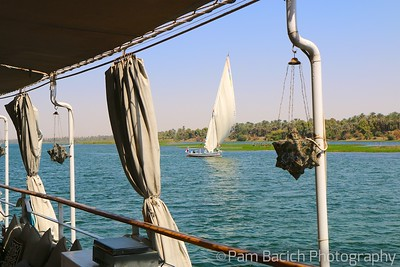 Felucca under Sail