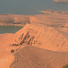 Sit on the left side of the plane to Abu Simbel.