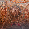 Ceiling of Sultan Hassan Mosque