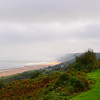 Omaha Beach from the American Cemetery