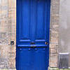 The Blue Door of Bayeux