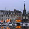 Honfleur and Saint Catherine's Church