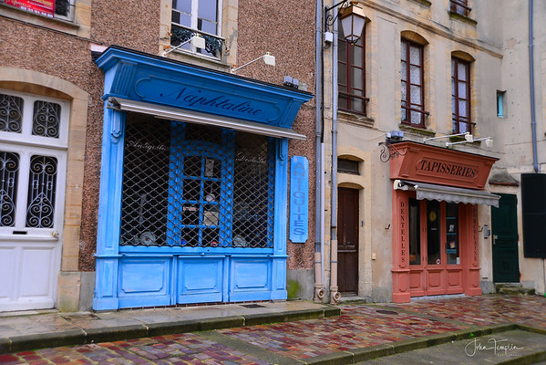 Shops of Bayeux