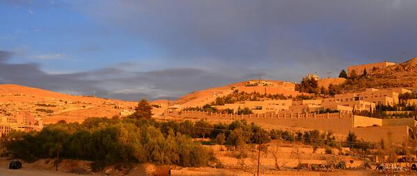 Wadi Musa Panorama