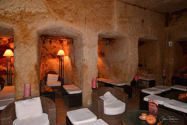 The Cave Bar in Wadi Musa