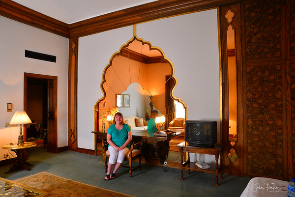 The King Gustaf VI Adolf Suite, WOW!!!