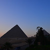 Giza sunrise