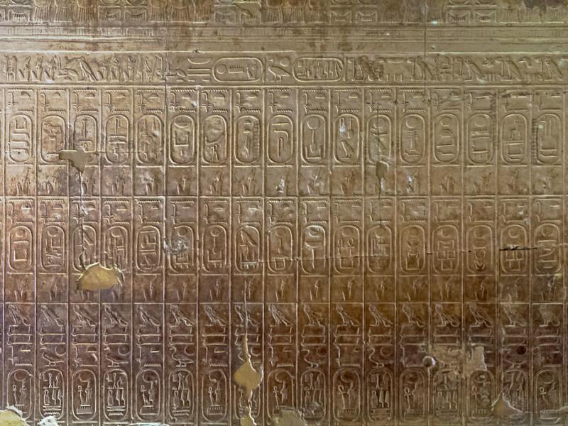List of Pharaohs
