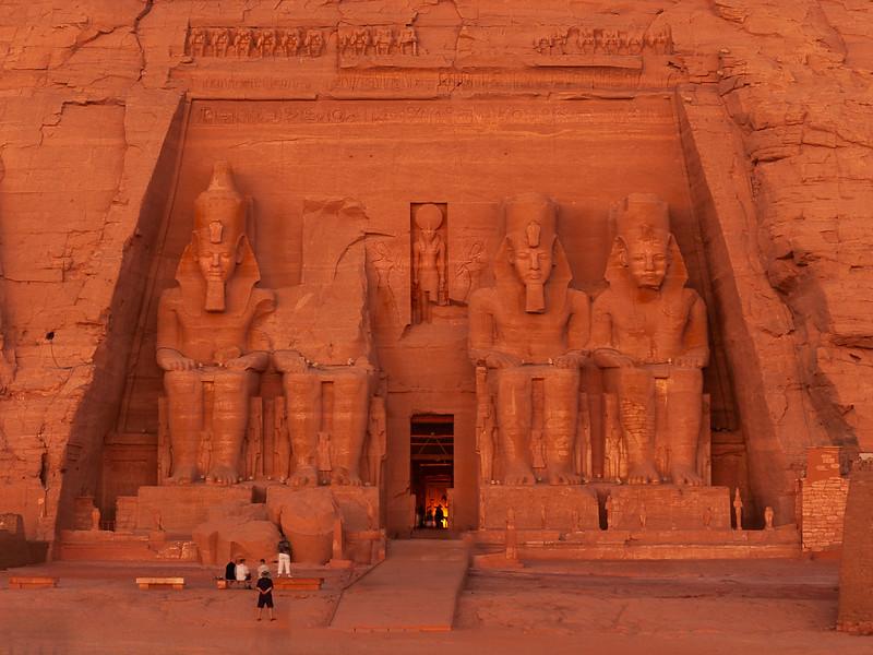 Ramesses II Temple of Abu Simbel